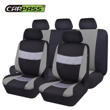 Car-pass 2017 New Mesh Breathable Auto Universal Car Seat Covers Automotive Seat Covers for toyota lada kalina granta priora