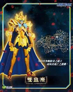 Image 1 - Tela Myth EX Gold Piscis Afrodita LC Saint Seiya, Envío Gratis