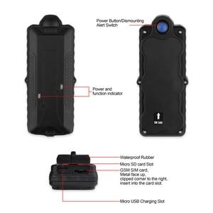 Image 4 - TK10 GPS GSM WIFI Posizione GPS Tracker Auto Impermeabile IPX7 Magnete Rastreador SD Offline Data Logger Inseguimento 10000mAH Batteria
