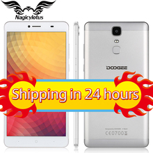 DOOGEE Y6 Max 6.5″ 1920*1080 4G Fingerprint 4300mAh Smartphone Android 6.0 MTK6750 Octa Core 1.5GHz 3GB 32GB 13MP Mobile Phone