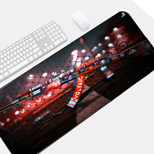 Congsipad Counter Strike Global Offensive Hot Game Pattern Mousepad Cs Go Pc Computer Keyboard Table Mouse Pad Mat Big Size