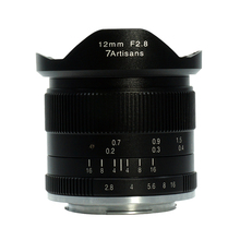 7artisans 12mm f2.8 Ultra Wide Angle Lens for Sony E-mount