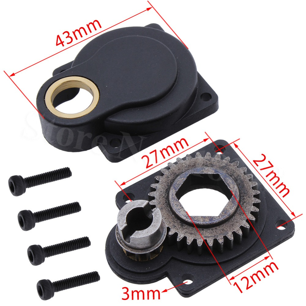 HSP 11011 Power Starter Drill Plate Parts H12 For VERTEX SH 16 18 21 Engine CXP Electric Roto Starter Backplate E-Start 70111HSP 11011 Power Starter Drill Plate Parts H12 For VERTEX SH 16 18 21 Engine CXP Electric Roto Starter Backplate E-Start 70111