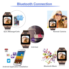 DZ09 Smart Watch U8 Digital Wrist With Bluetooth for IOS Apple iPhone Samsung Huawei Phone