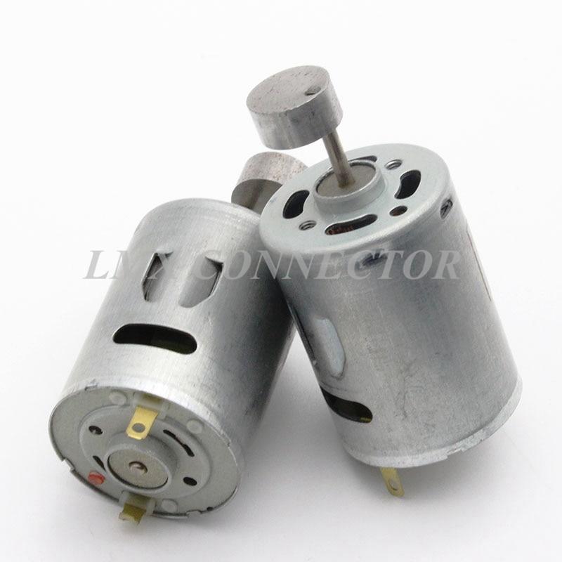 2 шт. 380 вибрации двигателя 27.8*38 мм 12*6 мм 5-12 В 12000 об./мин. 0.26A