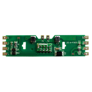 Image 5 - 4/5/10pcs 1:87 HO Scale Upgraded PCB Board Part with Resistance for HO Scale for Bachmann Model Building Kit