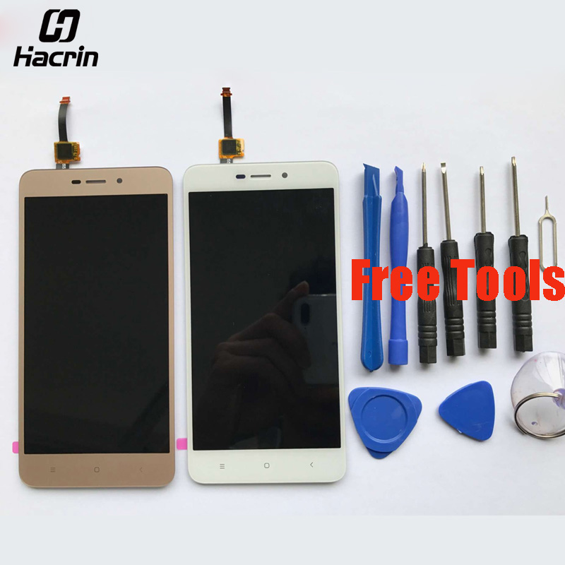 For Xiaomi Redmi 4A LCD Display Touch Screen 5 0 Inch Digitizer LCD Screen Panel Replacement
