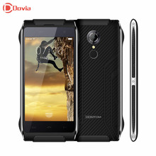 Doogee HOMTOM HT20 4.7 дюймов 4 г смартфон MTK6737 Quad Core 2 ГБ Оперативная память 16 ГБ Встроенная память сканер отпечатков пальцев Водонепроницаемый 3500 мАч мобильного телефона