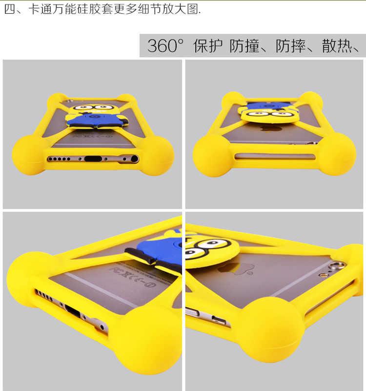 В стиле мультфильмов компании universal 3,7-6 дюйм чехол для HOMTOM S9 плюс для Tele2 Maxi LTE для Tele2 макси плюс для Ginzzu S5040