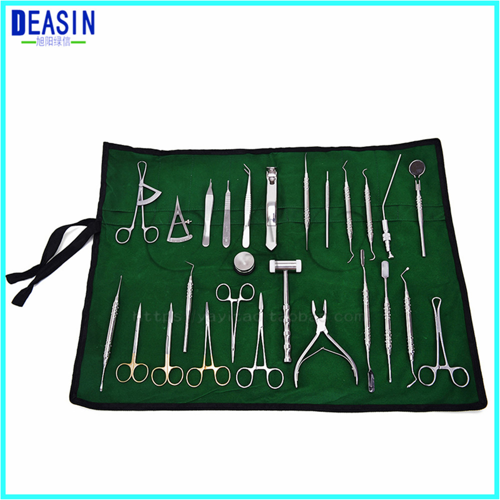 Dental Implant South Korea Clean Hygiene Ejector Suction Gingival separator Crown Remover Stainless steel Surgical Instruments