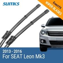 Sumks стеклоочистителей для SEAT Leon Mk3 SC купе, хэтчбек ST 2013