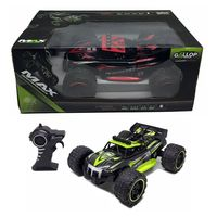 1:14 2.4G 4WD Car High Speed RC Electric Remote Control Truck Off Road Crawlers Climbing Buggy Cars