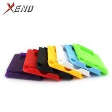 цена на Universal Folding Table cell phone support Plastic holder desktop stand phone holder Smartphone & Tablet ring holder for phone