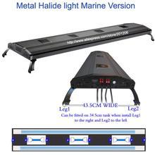 "60"" Metal Halide HQI+T5 770W/1070W Marine coral sps plant freshwater Aquarium Aquatic Pet Fish tank Light Lamp Lighting fixture"