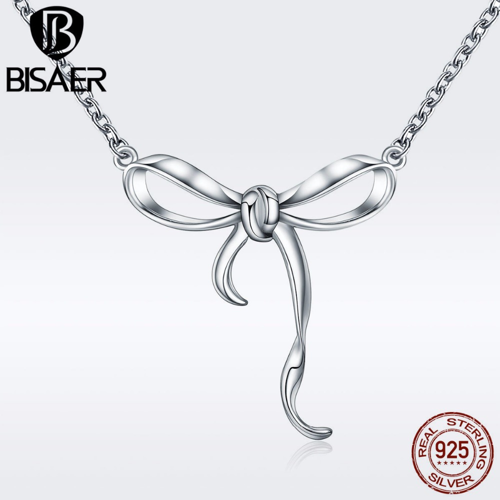 2pcs of 925 Sterling Silver Bow Knot Connector for Bracelet Necklace