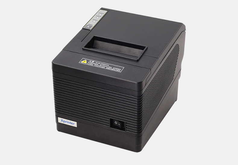 High quality 80mm auto cutter USB Serial Ethernet Thermal receipt font b printer b font POS