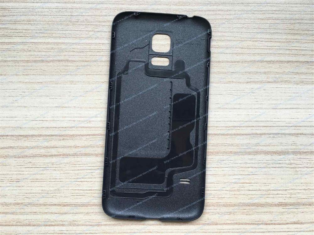 S5 Mini Cover Black-1