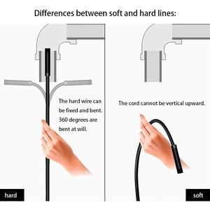 Image 5 - 2018 Più Nuovo 2MP 8mm Impermeabile Mini 3 In 1 Endoscopio Wire USB Snake Tubo di Ispezione Periscopio Compatibile Smartphone Android PC