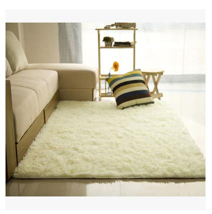 Tapis d'épaississement en peluche 200*300 CM pour salon et chambre tapis et tapis antidérapants modernes tapis de sol pour chambre d'enfants - 5