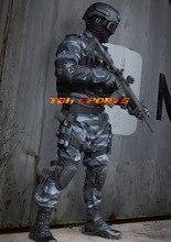 Evolution Gear EG SWAT A TACS LE Gen 3 Uniform Gen 3 Pants Shirt Set Free