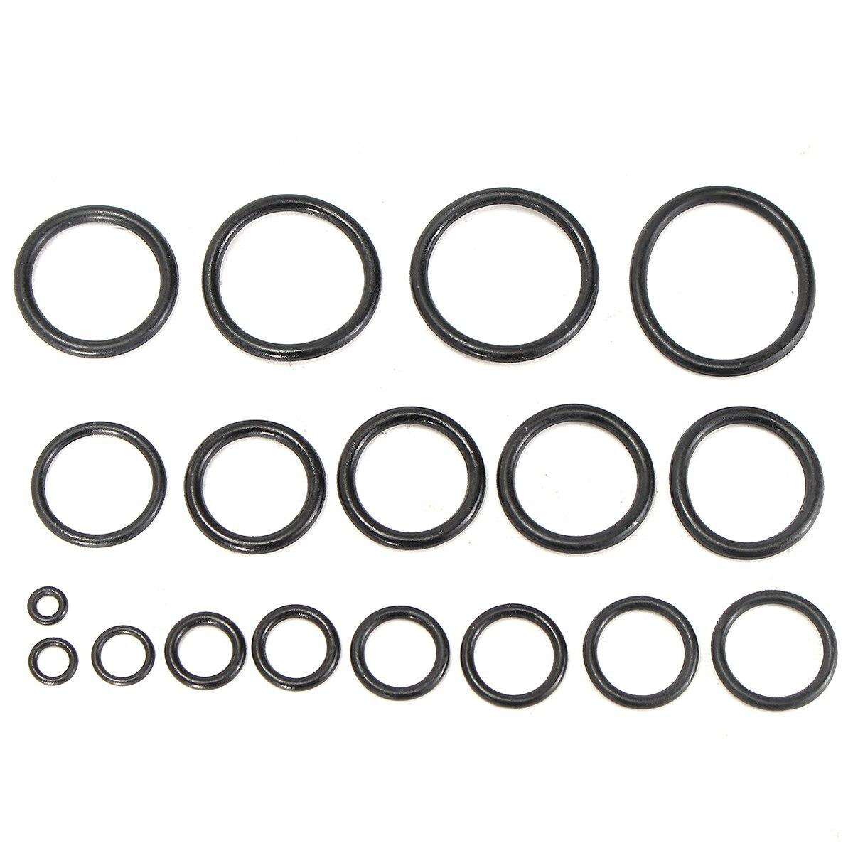 Rubber O Rings 220pc Tap Gasket Seal Plumbing Washer Set Metric ...
