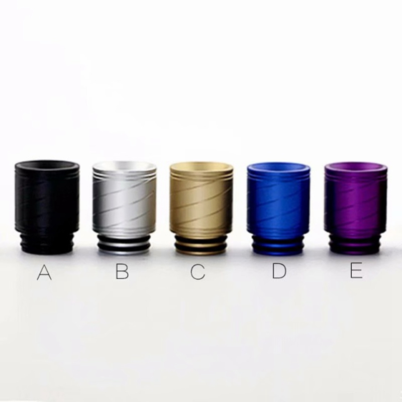 Mouthpiece 810 DripTip Colorful For Ecig Atomizer RBA RTA RDA Tank Vape Accessory