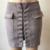 2016 Outono Mulheres de Couro Camurça Saia Lace Up Vintage Cintura Alta Bolso Preppy Inverno Bodycon Bandage Lápis Curto Saias
