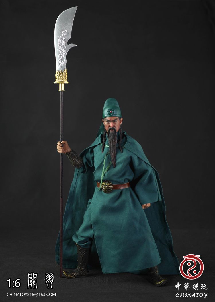 1/6 figure doll Ancient China Three Kingdoms Guan Yu's clothes for 12 action figure doll.not include doll body,no box gathering darkness a falling kingdoms novel