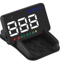 Universal 2 Display Mode A5 3.5 Auto GPS HUD Car Head Up Display Speedometers Dashboard Windshield Projector Overspeed Warning