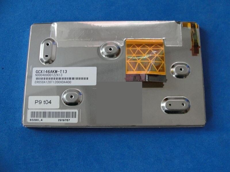 GCX146AKM-E An on-board GPS LCD display screen panel control panel free shipping