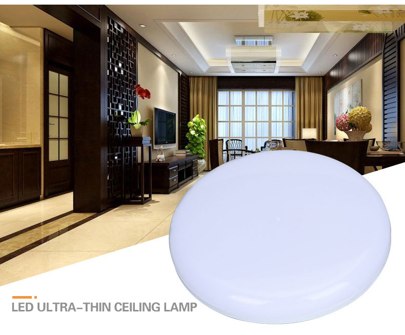 LED Ceiling Light 36W 24W 18W 13W 9W Down Light Surface Mount Panel Lamp 85-265V Modern UFO Lamp For Home Decor Lighting