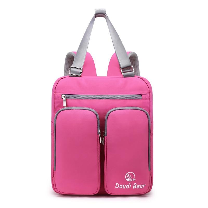 Backpack Diaper Bag Waterproof Baby Travel Bags Large Nappy Bag Best Baby Changing Bag Cute Diaper Backpack