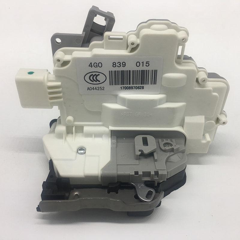 ᗑdoor Lock Actuator Rear Left For Vw Touareg Audi A3 A6 A7 Q3 Rs3