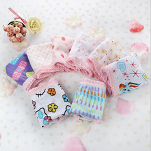 New 2018 Baby Girls 100%Cotton girls underwear Panties girls underwear 3Pcs/Lot