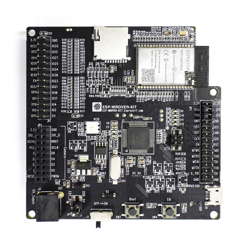 ESP WROVER KIT VB development board with ESP32 WROVER B module-in Replacement Parts & Accessories from Consumer Electronics
