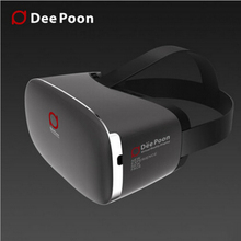 DeePoon E2 Virtual Reality Glasses 3D VR Glasses Headset Video Glasses 1080P AMOLED Screen 2GB/8GB VR Game for Computer Notebook