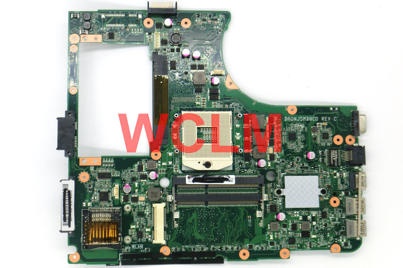 free shipping NEW brand original laptop motherboard for N55SF MAIN BOARD 60-ND0MB1A00-A07 100% Tested Working Well 815248 501 main board for hp 15 ac 15 ac505tu sr29h laptop motherboard abq52 la c811p uma celeron n3050 cpu 1 6 ghz ddr3