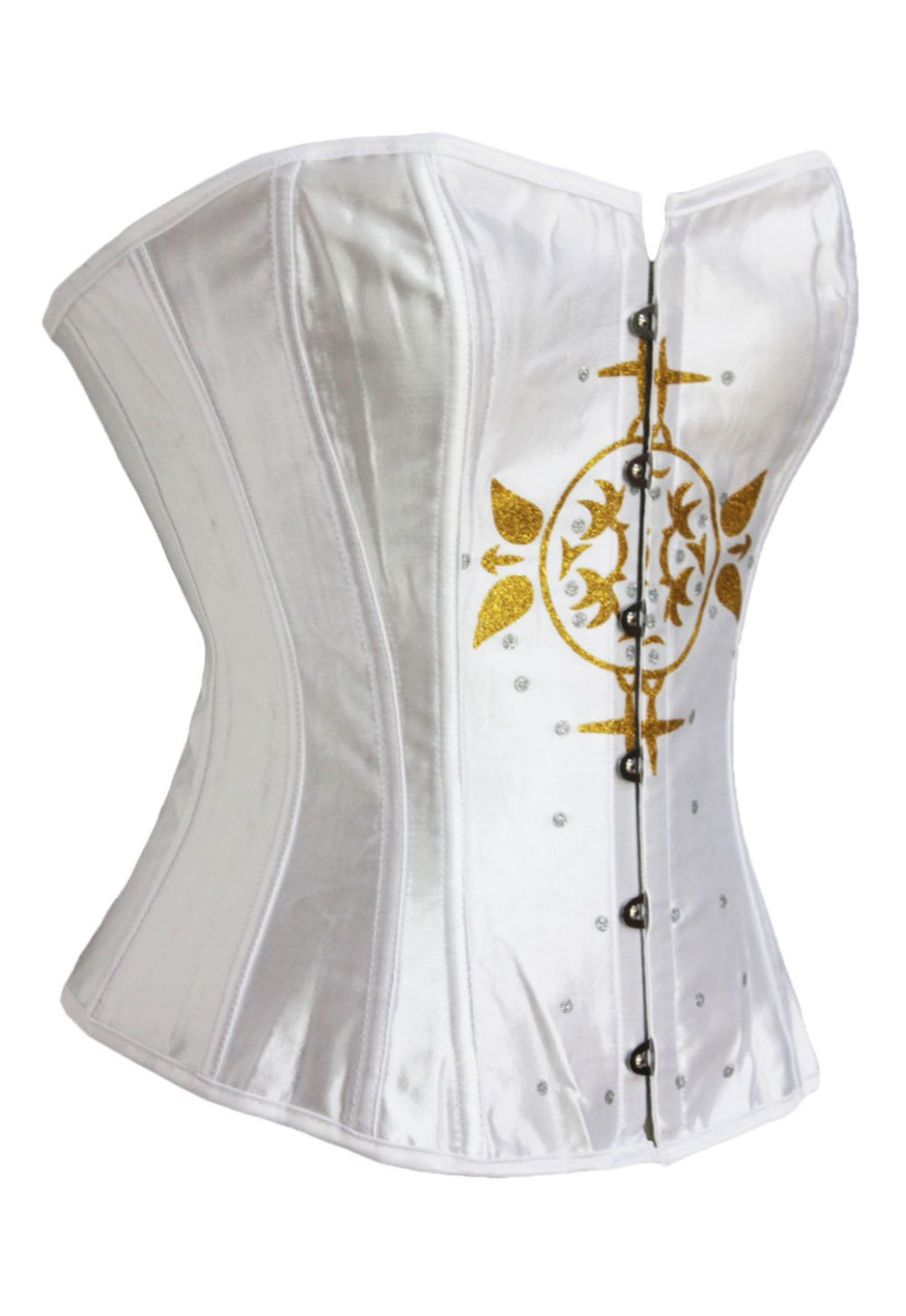 3pcs-White-Pirate-Corset-Costume-with-Pattern-LC5353-3