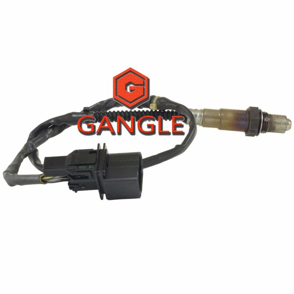 0258007057 17014 LSU4.2 Larga Banda O2 Sensore Per 99-05 VW Jetta 1.8L-L4 021906262B 06B906265D 06B906265M 1k0998262d