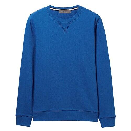 Giordano Men Sweatshirt Solid Pullover Sweatshirt Men Long Sleeve Fashion Terry Mens Clothes Sudadera Hombre Moleton Masculino 15