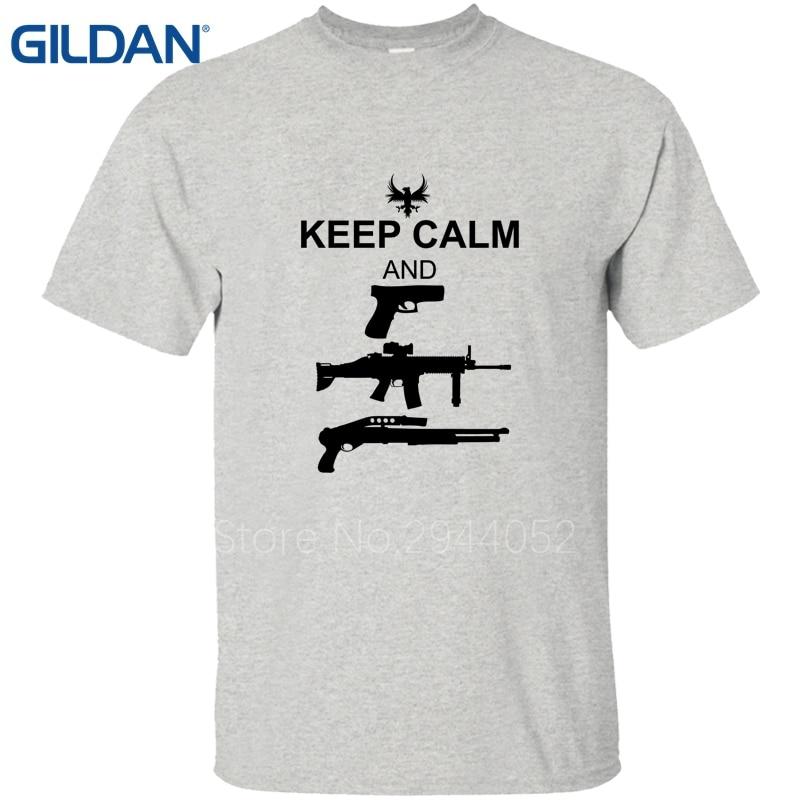 HTB1F6n5SpXXXXb2apXXq6xXFXXXt - Print Adults shirt Gun Love Pistol Rifle 2nd Amendment man Grey sale Hop t shirt design sales big sizes cotton