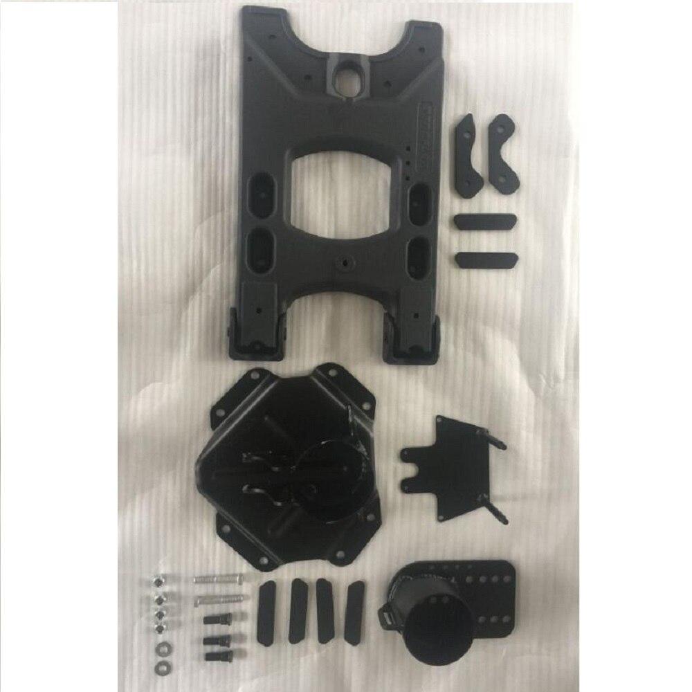 Комплект J152 черен алуминиев заден - Автомобилни светлини - Снимка 4