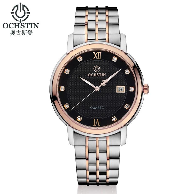OCHSTIN Brand Men s Clock font b Women b font Simple Fashion Casual font b Watches