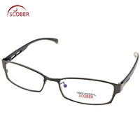 Full-rim shield TR Light Eye Frame Titanium Alloy Custom Made Optical Myopia Reading Glasses Photochromic Progressive multifocal