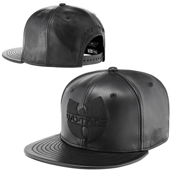 96fc3af6d7f8e New wu-tang clan bone gorras Adjustable Hip Hop Fashion wu tang snapback  hat wutang leather baseball cap wutang clan bone gorras
