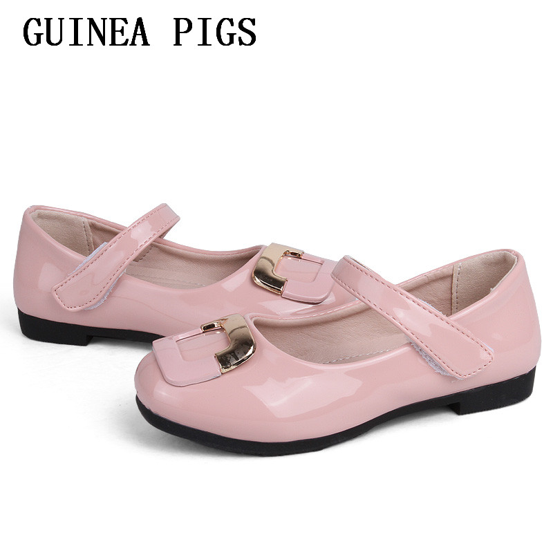 Spring and Autumn Children s Shoes Fashion Girls Princess Sandals Single Casual PURINA PIGS Brand