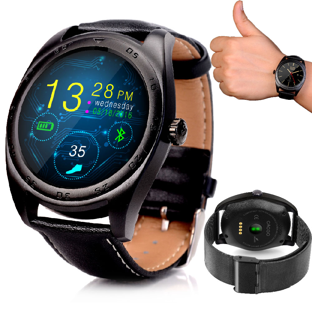 Smartwatch Heart Rate Monitor font b Smart b font Wrist font b Watch b font K89