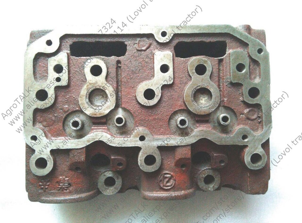 XINXIANG TY290X/TY295X, the cylinder head, part number: ty