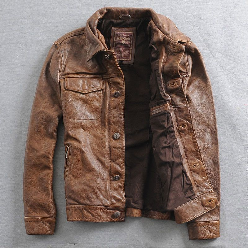 High End Leather Jackets