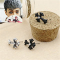 Wholesale k-pop beast Gi Kwang Retro Cross Men or Women Stud earrings  FR446  FR447
